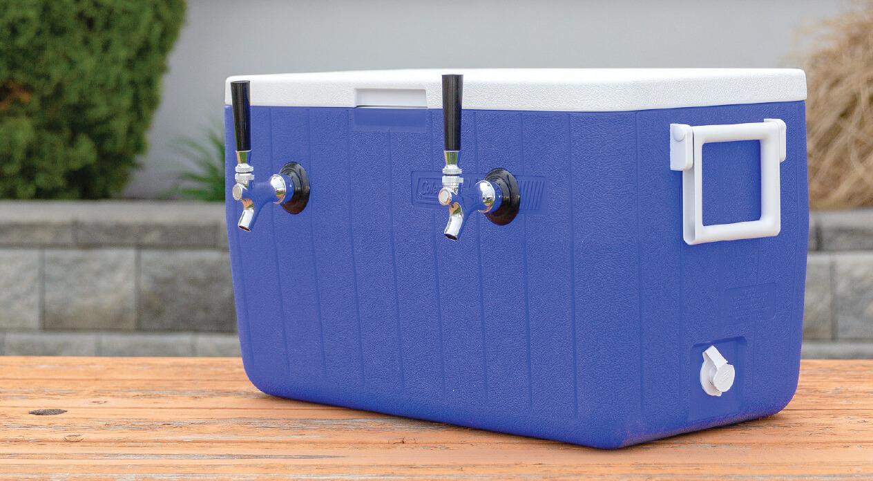 Jockey Box - Outdoor Beer Dispenser
